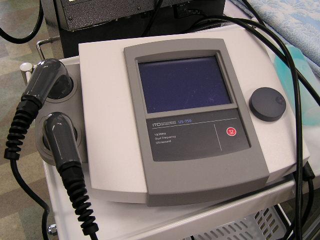超音波機器